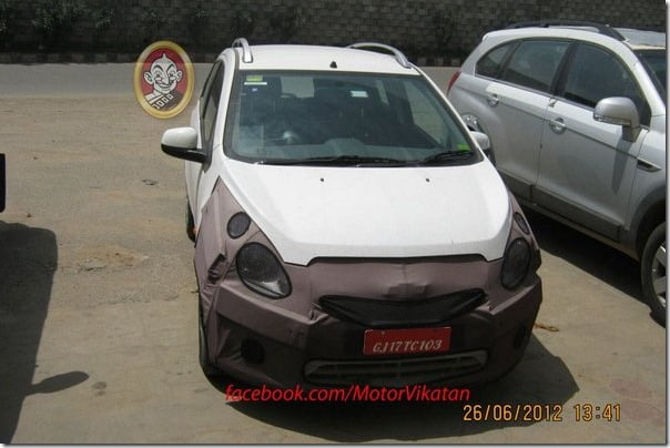 2012 Chevrolet Beat New Model May Launch Before Diwali ...