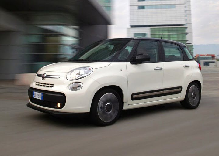 Fiat 500 MPV For India To Be Based On Fiat 500 L (1)