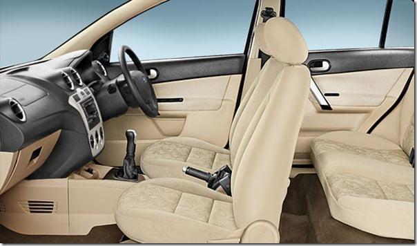 Ford Classic Interior