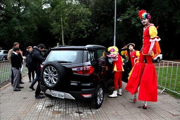 Ford EcoSport Parade Brazil (3)