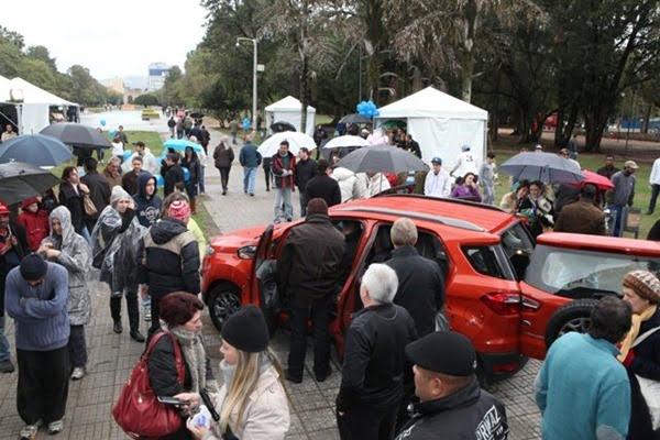 Ford EcoSport Parade Brazil (4)