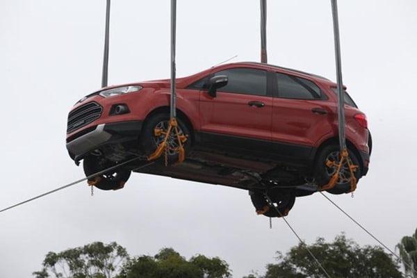 Ford EcoSport Parade Brazil (5)