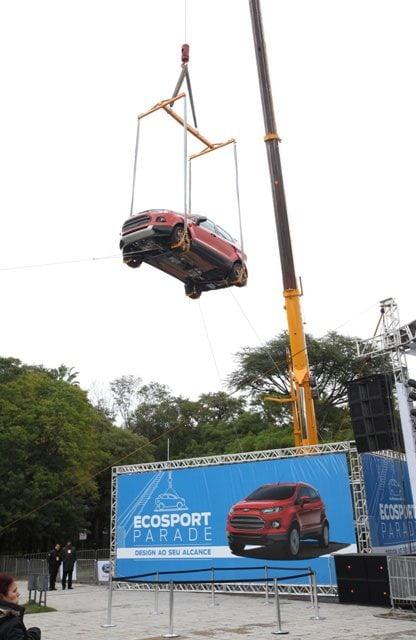 Ford EcoSport Parade Brazil (7)
