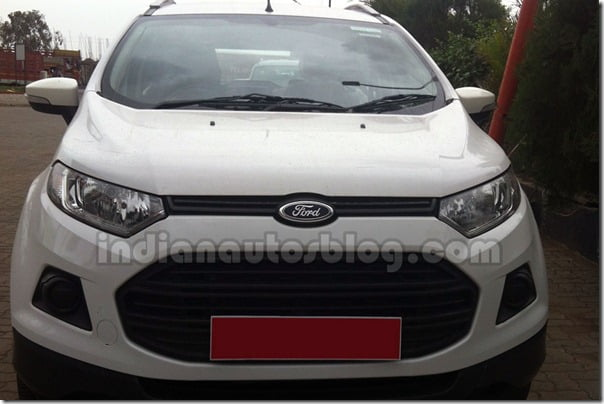 Ford EcoSport Powershift Automatic Variant