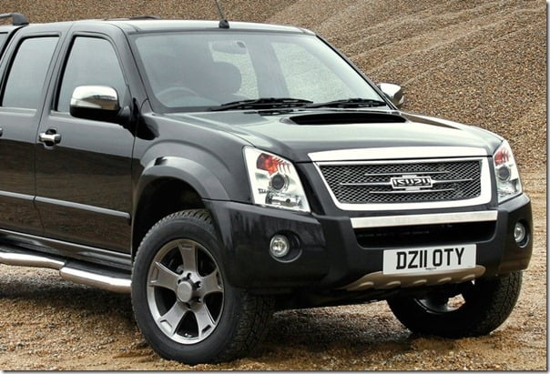 Isuzu Denver 2012