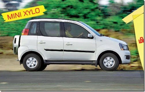 Mahindra Quanto or Xylo Mini