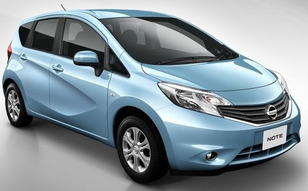 Nissan Note Global Small Car (2)