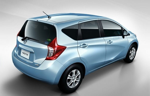 Nissan Note Global Small Car Features Specs Pictures Amp Video