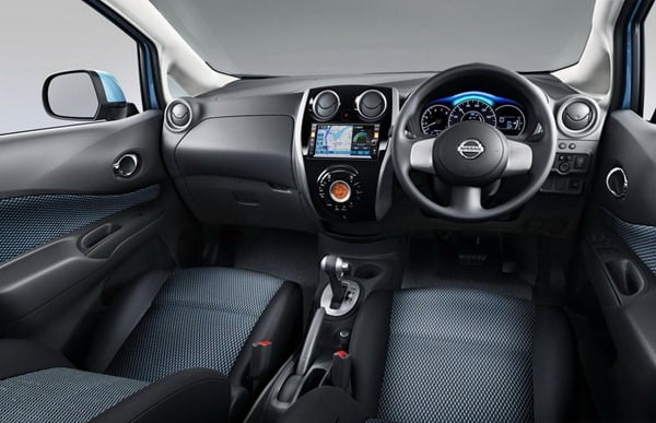 Nissan Note Global Small Car Features, Specs, Pictures & Video