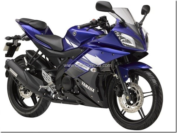 Yamaha India To Export R15 Sport Bike To Japan–To Be Priced At Rs.2.45 Lakh INR
