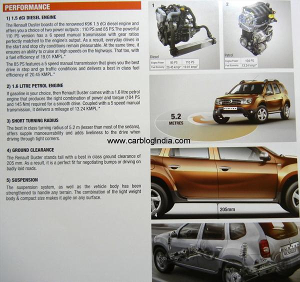 Renault Duster Brochure India (10)