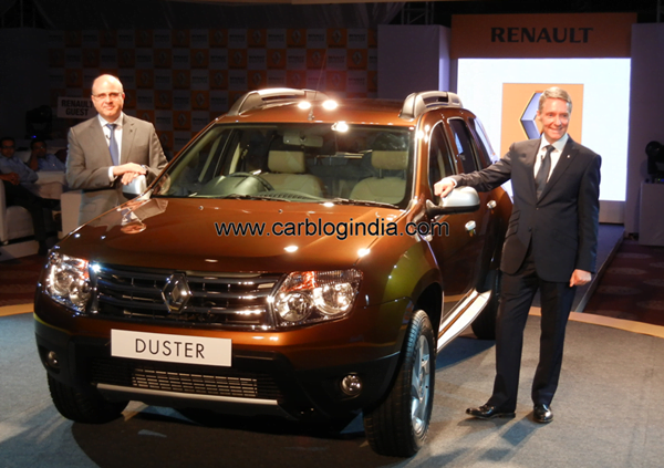 Renault Duster Compact SUV India (39)