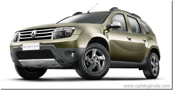 Renault Duster Compact SUV India (4)
