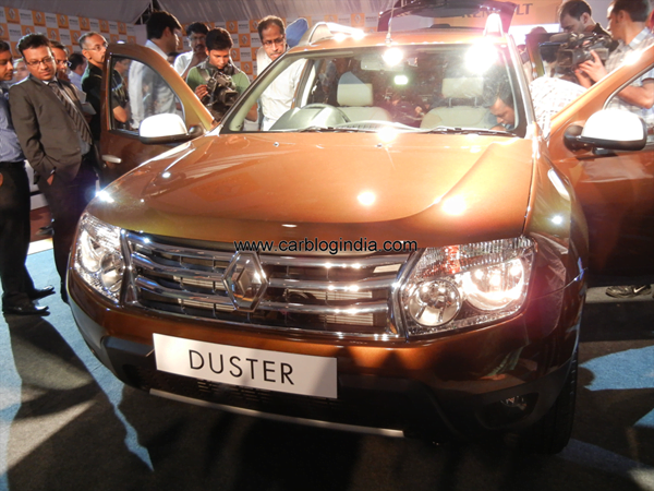 Renault Duster Compact SUV India (55)