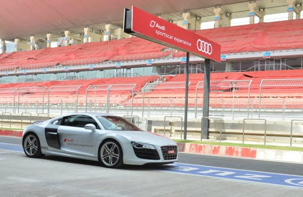Sports Car Experience (ASE) Program  (2)