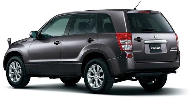 Suzuki Grand Vitara 2013 New Model (5)
