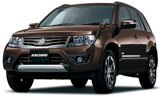 Suzuki Grand Vitara 2013 New Model (8)