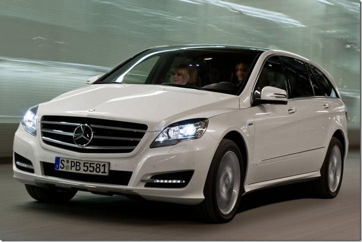 2011 Mercedes Benz R-Class 1