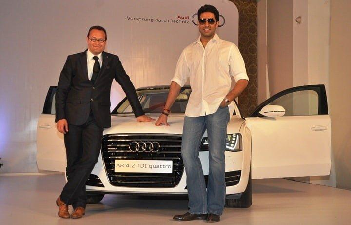 2012 Audi A8 L Launch In India