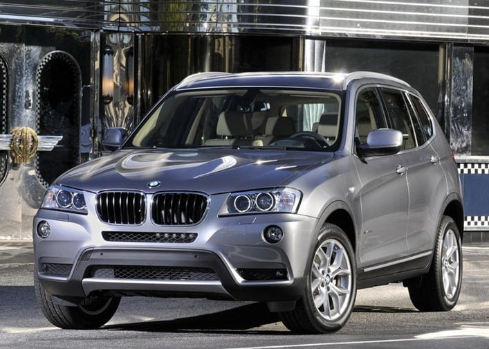 2012 BMW X3 sDrive18d (1)