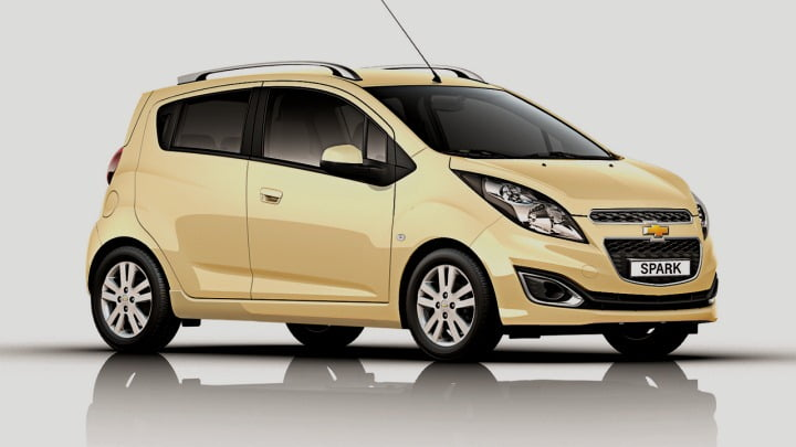 2012 Chevrolet Beat Official Pictures Out– What Is New?