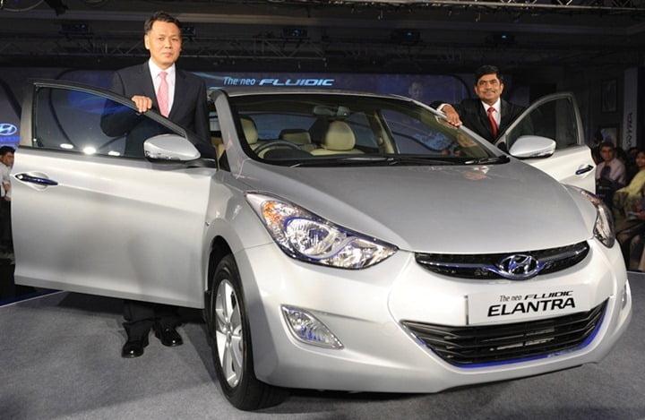 2012 Hyundai Elantra Launched In India