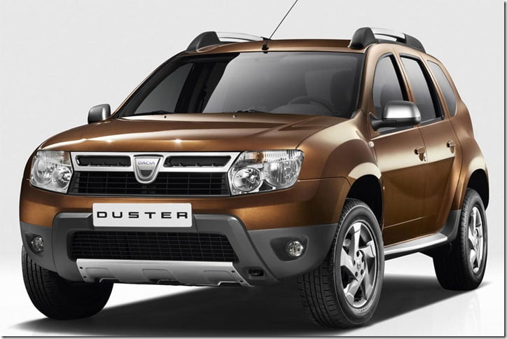 2012 Renault Duster