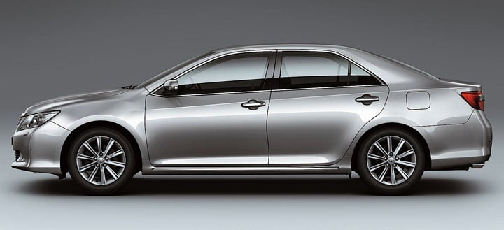 2012 Toyota Camry New Model India (2)
