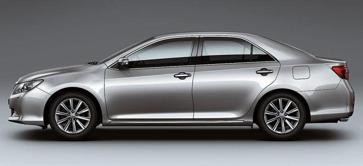 2012 Toyota Camry New Model India (2)