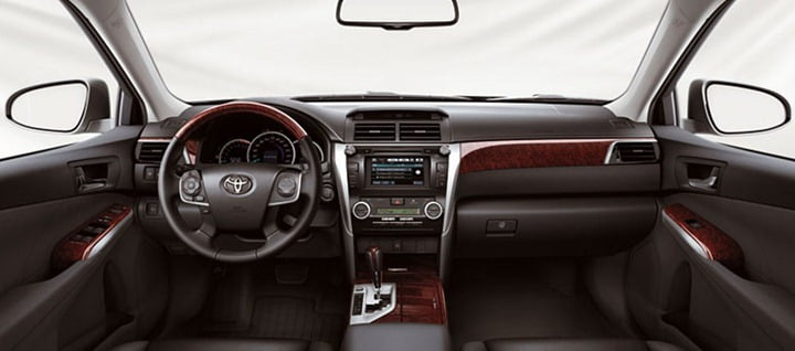 2012 Toyota Camry New Model India