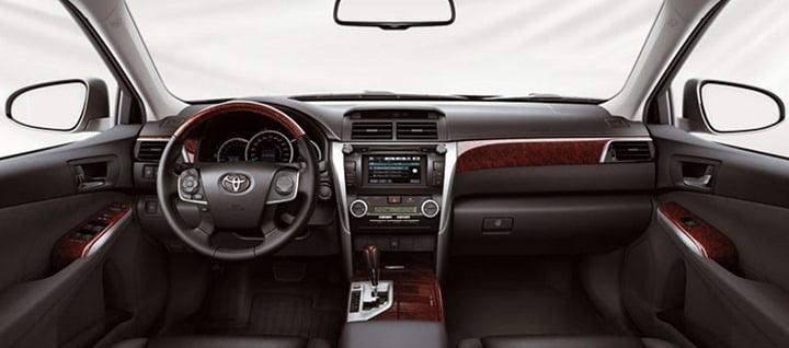 2012 Toyota Camry New Model India