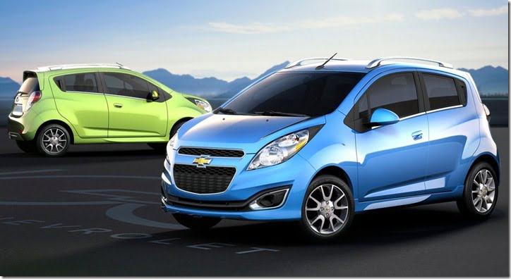 2013 Chevrolet Beat combo