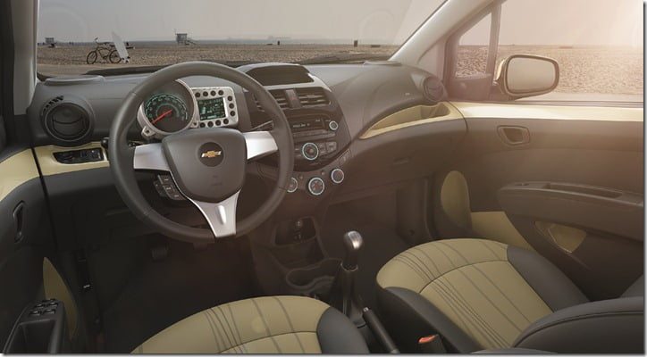 2012 Chevrolet Beat