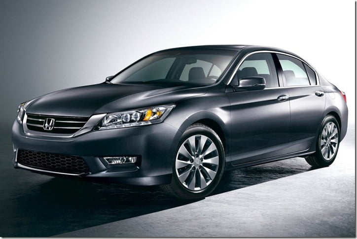 2013 Honda Accord Sedan 1