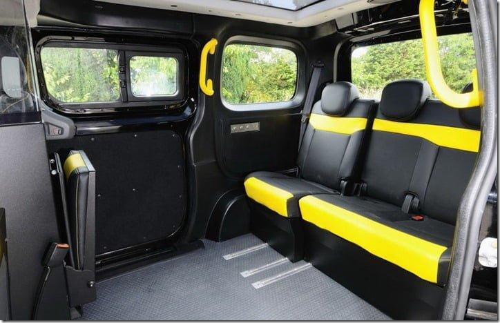 2013 Nissan NV200 Evalia Taxi 2