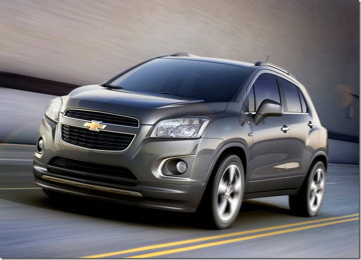 2014 Chevrolet Trax Compact SUV