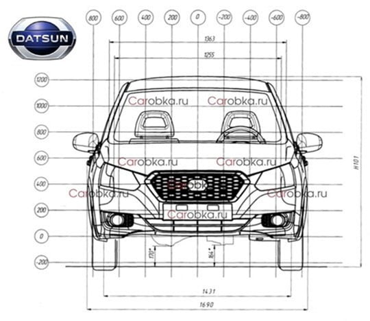 Datsun-budget-sedan-3