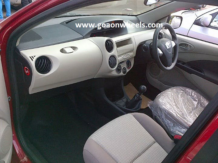 Etios Sedan With Beige Interiors (1)