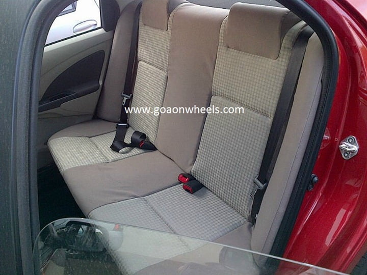 Etios Sedan With Beige Interiors (7)