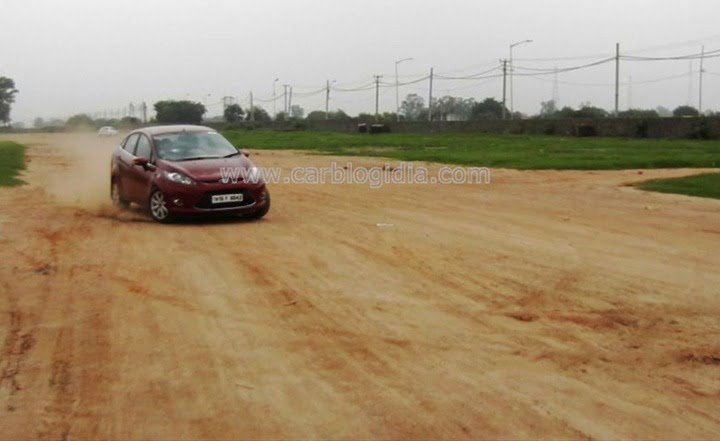 New Ford Fiesta PowerShift Automatic Detailed Road Test Review