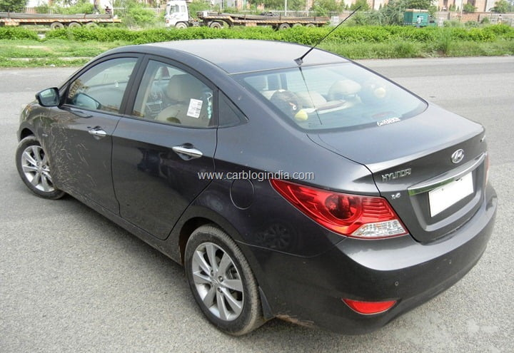 Hyundai Verna Fluidic Petrol Automatic User Review (7)
