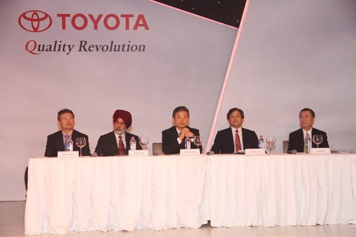 Toyota Camry Diesel Launch Not Planned- Lexus Launch In India Under Consideration