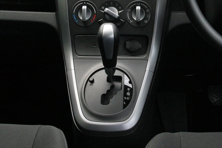 Maruti Ritz Automatic Interiors