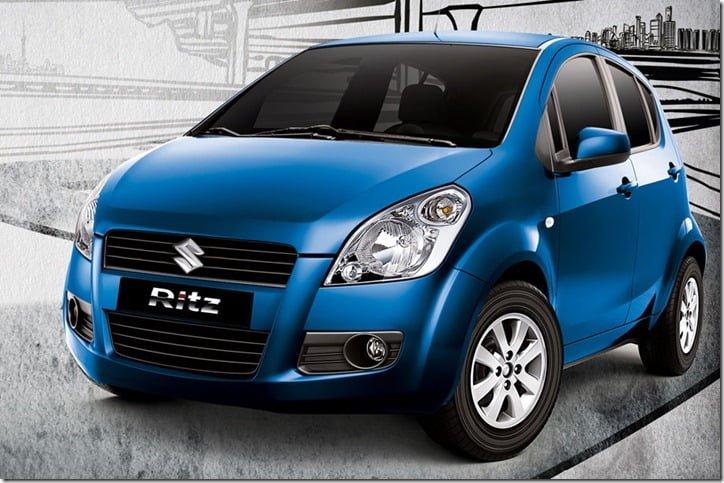 Ritz Second Hand Car Price