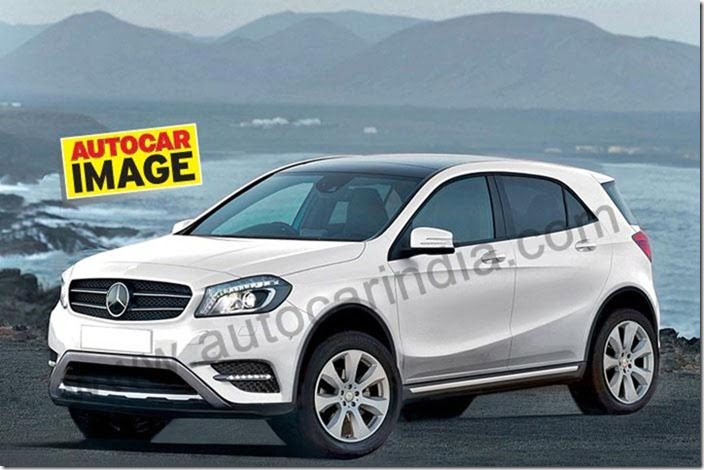 Mercedes india new compact suvs gla and glk coming to india for Mercedes benz suv models list