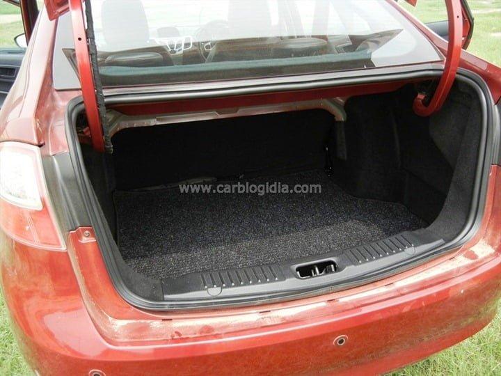 New Ford Fiesta PowerShift Automatic (24)