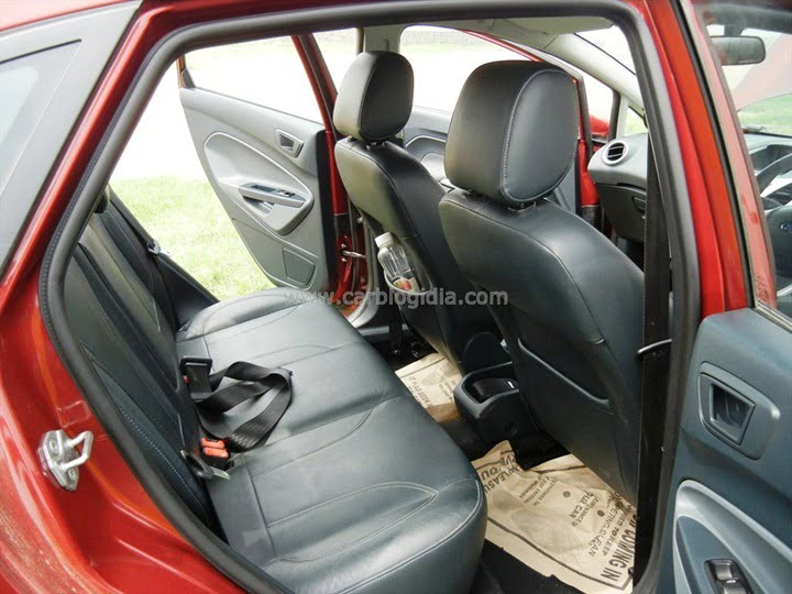 New Ford Fiesta PowerShift Automatic (29)