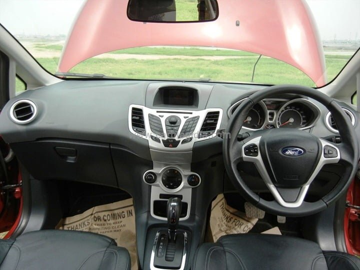 New Ford Fiesta PowerShift Automatic (30)