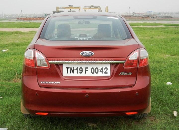New Ford Fiesta PowerShift Automatic (5)