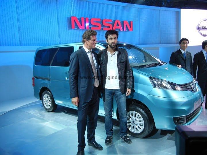 Nissan Evalia MPV India (1)